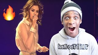 I feel you again!!! | selena gomez - me (live from the revival tour) reaction