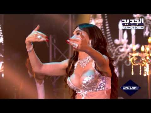 أحلى ناس - حلقة دينا - دينا ترقص على أغنية عمي يا صياد
