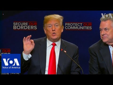 Trump mulls cutting aid to countries over illegal immigration