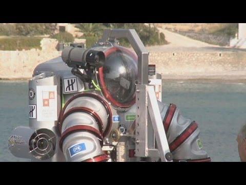 Epave d'Anticythère : l'Iron man des profondeurs... - science