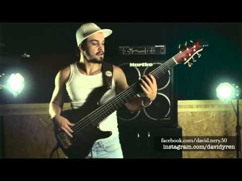 Fred Hammond - Awesome God (David Nery bass cover)