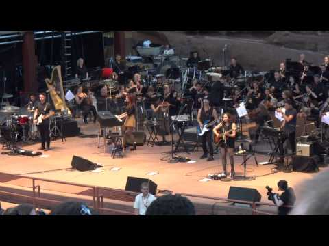 Keep Breathing - Ingrid Michaelson with the Colorado Symphony Orchestra - Red Rocks