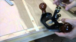 156 Cleaning Up Dados With A Router Plane