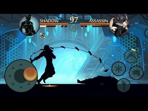 Shadow Fight 2 - TITAN - Bodyguards [ECLIPSE MODE]