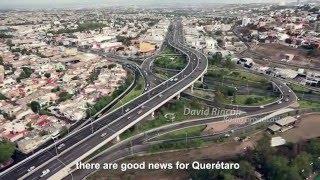 """Querétaro """"La ciudad con mas dinámica Económica en México"""""""