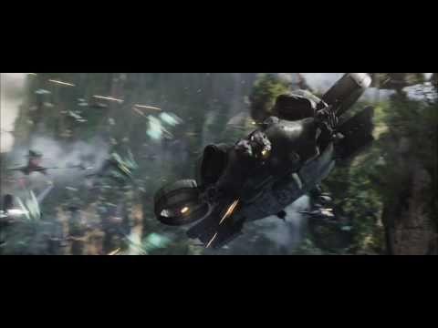 (HD) Avatar Movie Trailer (2009 film, Produced by James Cameron, Jon Landau) [HD 1080p]