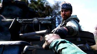 Far Cry 4 - Gameplay-Trailer: Kämpfen, Wildtiere, Verfolgungsjagden