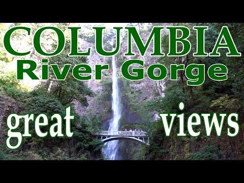 Columbia River Gorge Oregon - Full Time RV Travel