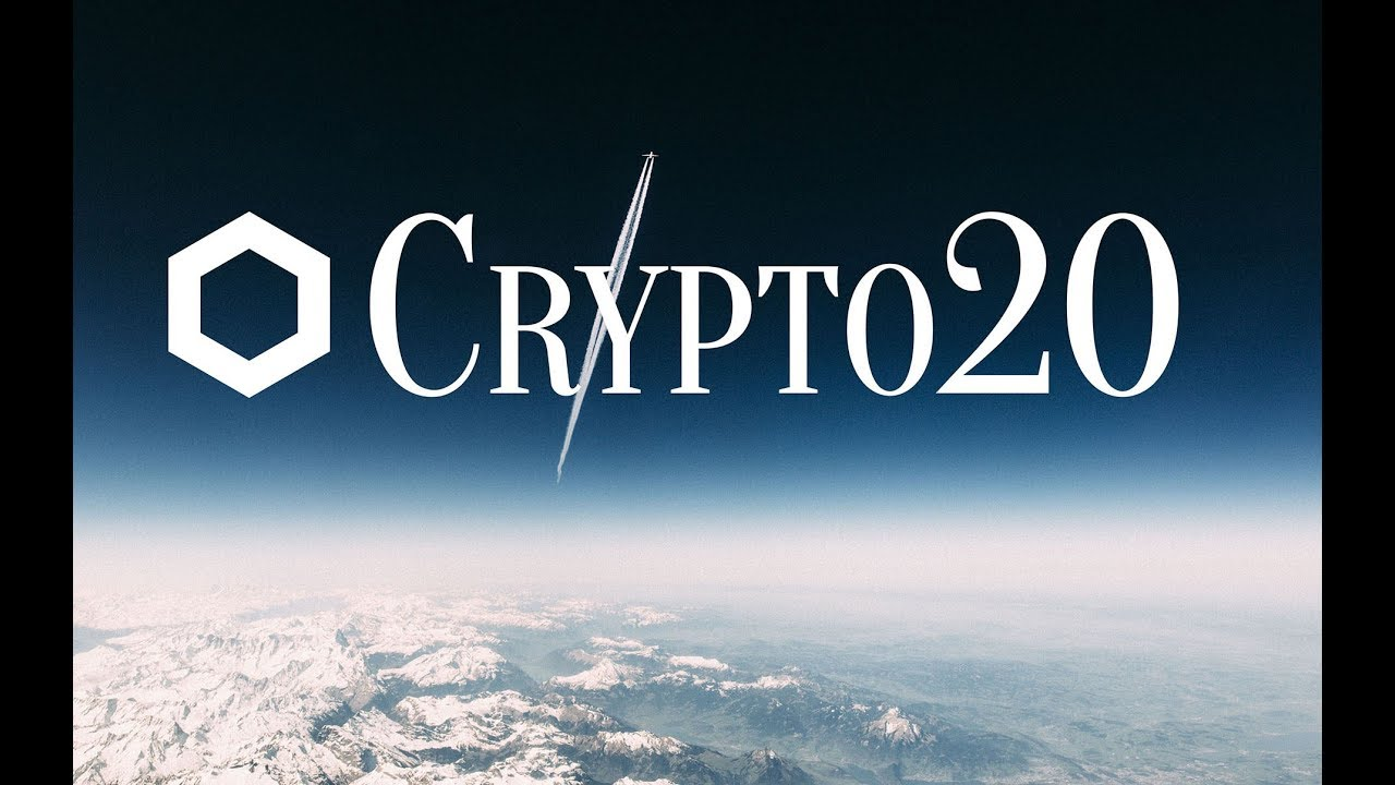 CRYPTO20 - First Tokenized Cryptocurrency Index Fund