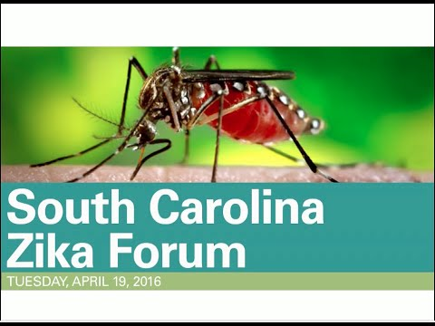 SC ZIKA Forum 2016