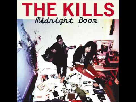 The Kills- Tape Song Lyrics