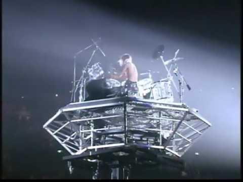 X Japan [ YOSHIKI Drum Solo ( THE LAST LIVE 〜最後の夜〜 ) ]