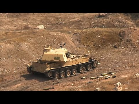 Clashes: Syrian Troops and Islamic State Group