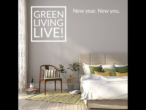 Green Living Home: Reduce, Reuse, and Redecorate!