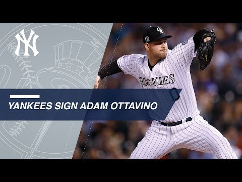 Adam Ottavino signs with the Yankees Mp3