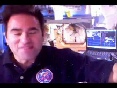 Ask Astronaut Greg Chamitoff: Hallucinations?