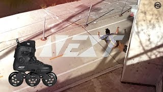 NEXT 110 in Los Angeles - Joey Lunger for Powerslide Inline skates