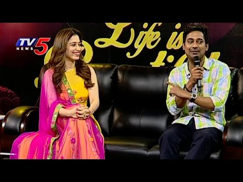 Varun Sandesh Remembers Funny Moments With Tamannaah | Tamannaah Interview | TV5 News