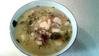 Суп із фляків (Требуха)Flaki.