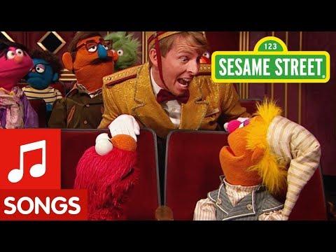 Sesame Street: Sit Down  with Elmo and Jack McBrayer