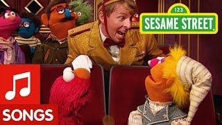 Sesame Street: Sit Down Song with Elmo and Jack McBrayer