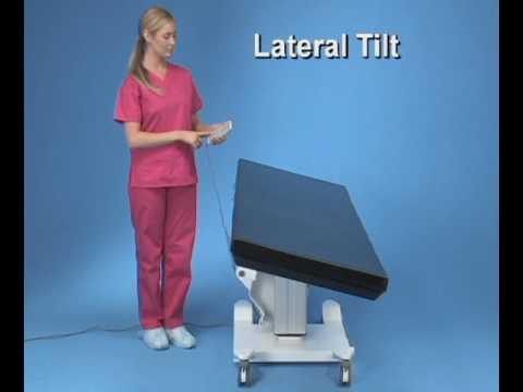Pmt 8000hle Pain Management Table