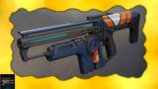 Destiny 2 Curse Of Osiris Positive Outlook Legendary Auto Rifle Review