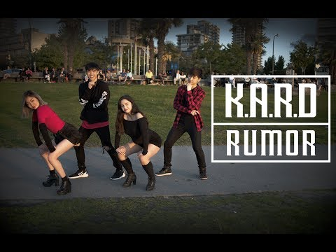 "[KPOP IN PUBLIC VANCOUVER] K.A.R.D: ""Rumor"" Dance Cover [K-CITY]"