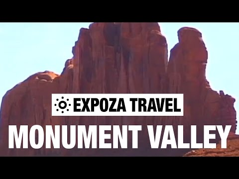 Monument Valley Vacation Travel Video Guide