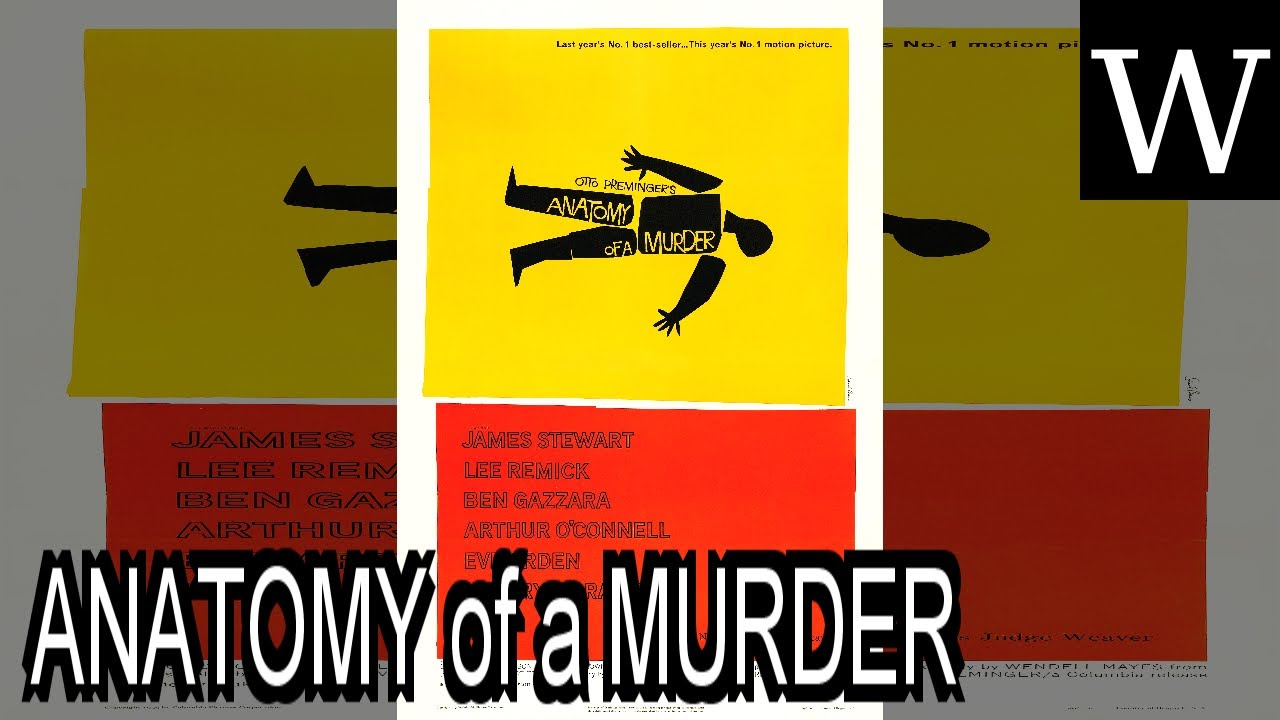 Anatomy Of A Murder Wikividi Documentary Youtube