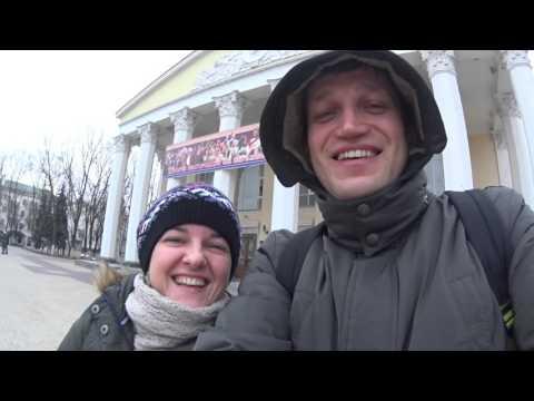 Путешествие в Белгород
