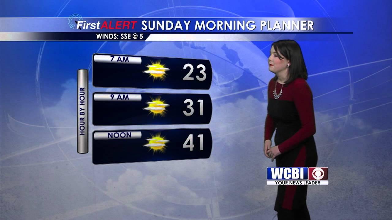 Morning Weather Update - December 17, 2015 by WCBI