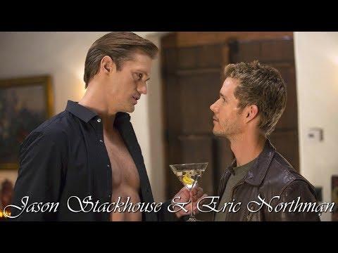 Jason Stackhouse & Eric Northman True Blood
