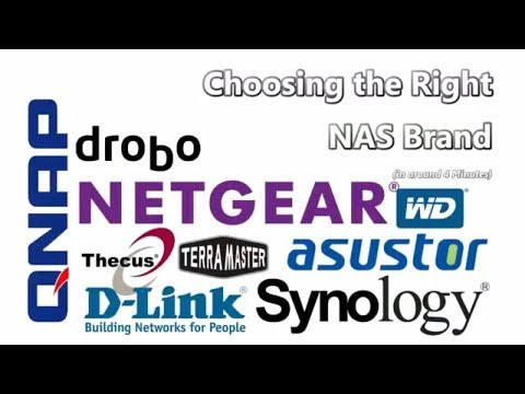 Choosing the Right NAS brand - In 4 Minutes