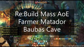 Tree of Savior Korea - Re:Build Matador Farmer - Baubas Cave