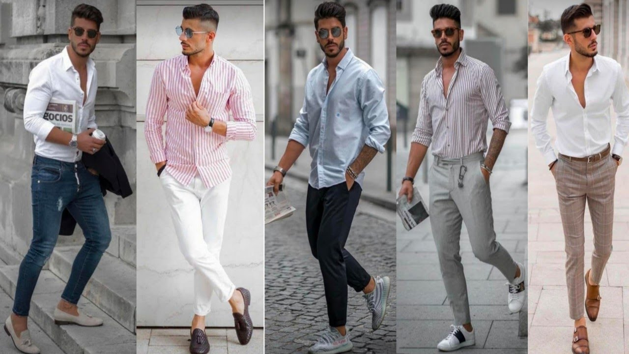 Men's Summer Outfits Collection 2021 || Best Men's Summer Collections 2021