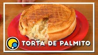 Como fazer receita de Torta de Palmito - Renato Carioni