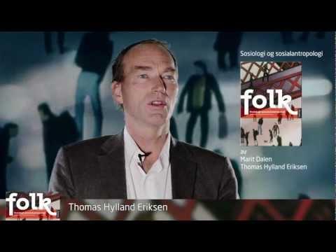 Bokfilm - Folk av Marit Dalen og Thomas Hylland Eriksen