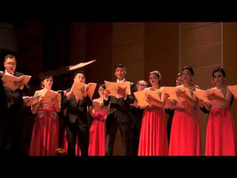 Gig Journal: The Archipelago Singers @ Amore