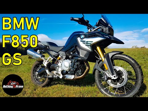 2019 BMW F 850 GS Adventure   First Ride   Review