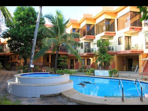Lost Horizon Beach Dive Resort Alona Beach Panglao Island Bohol Philippines