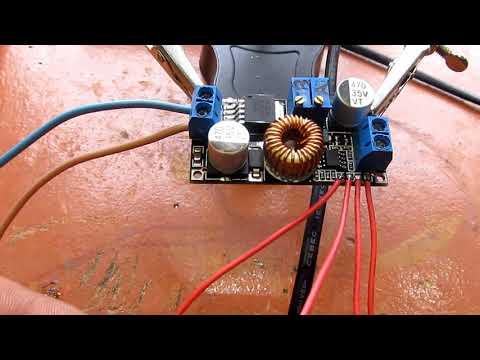 Переделка стандартной зарядки интерскол под Li-ion-18650 своими руками