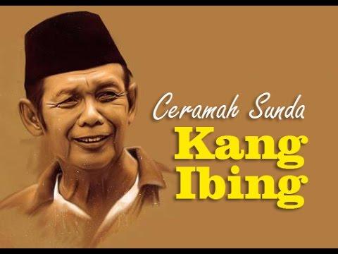 Ceramah Sunda Kang Ibing