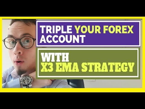How To Triple Your FOREX Trading Account As NEWBIE😚😍😊