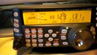 Kenwood TS-480sat - the hidden menu
