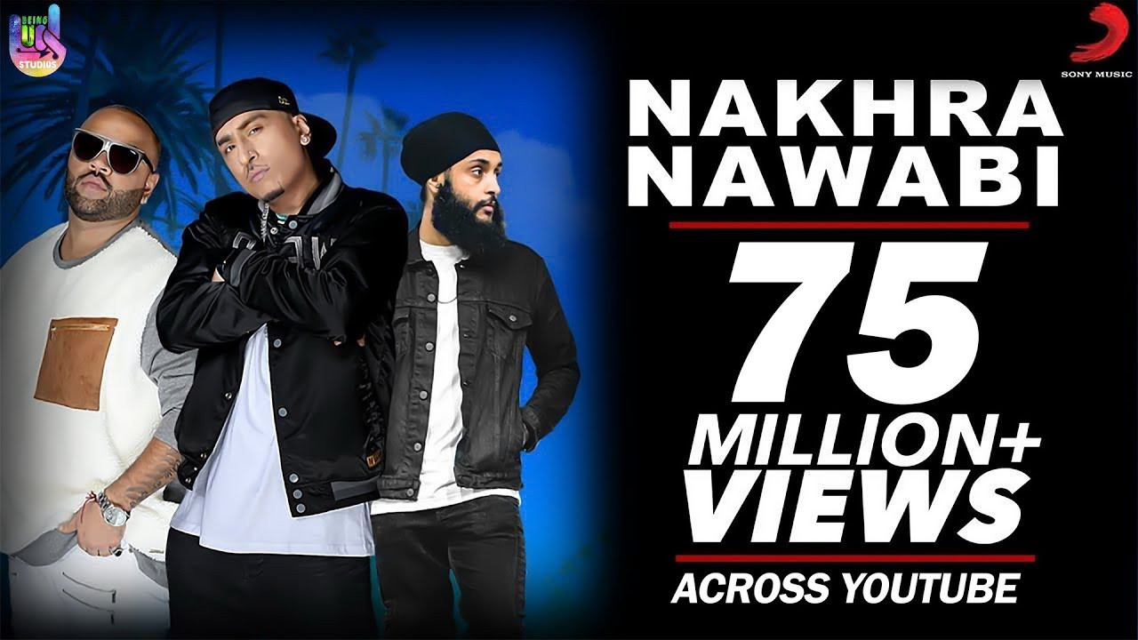 Nakhra Nawabi Official Song - Dr Zeus, Zora Randhawa | Fateh | Krick | New  Punjabi Songs 2018