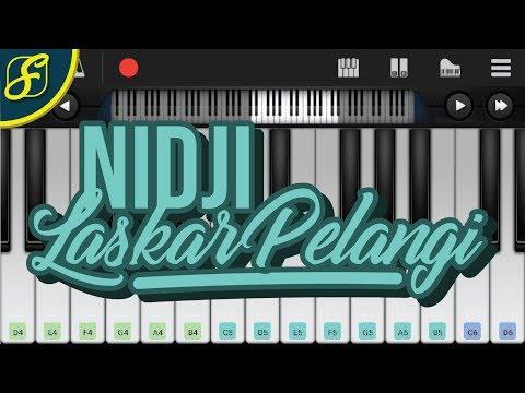 Real Piano Nidji - Laskar Pelangi