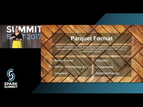 Spark + Parquet In Depth: Spark Summit East talk by: Emily Curtin and Robbie Strickland