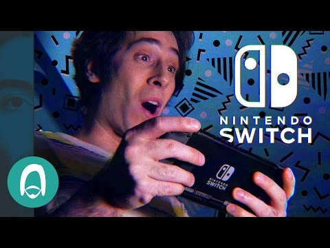 90s Nintendo Switch Commercial