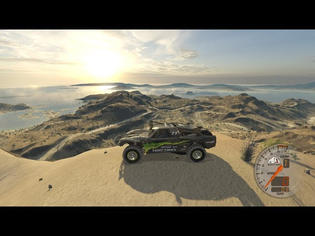 Baja: Edge of Control HD Explorer Achievement - Hidden Discoveries